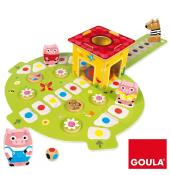 3 LITTLE PIGS - GOULA