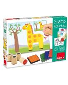 STAMP ACTIVITIES - GOULA