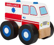 AMBULANCE A CONSTRUIRE - SMALL FOOT