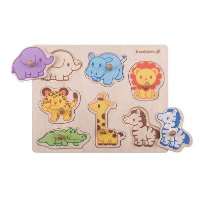 PUZZLE ANIMAUX SAUVAGES - EVEREARTH